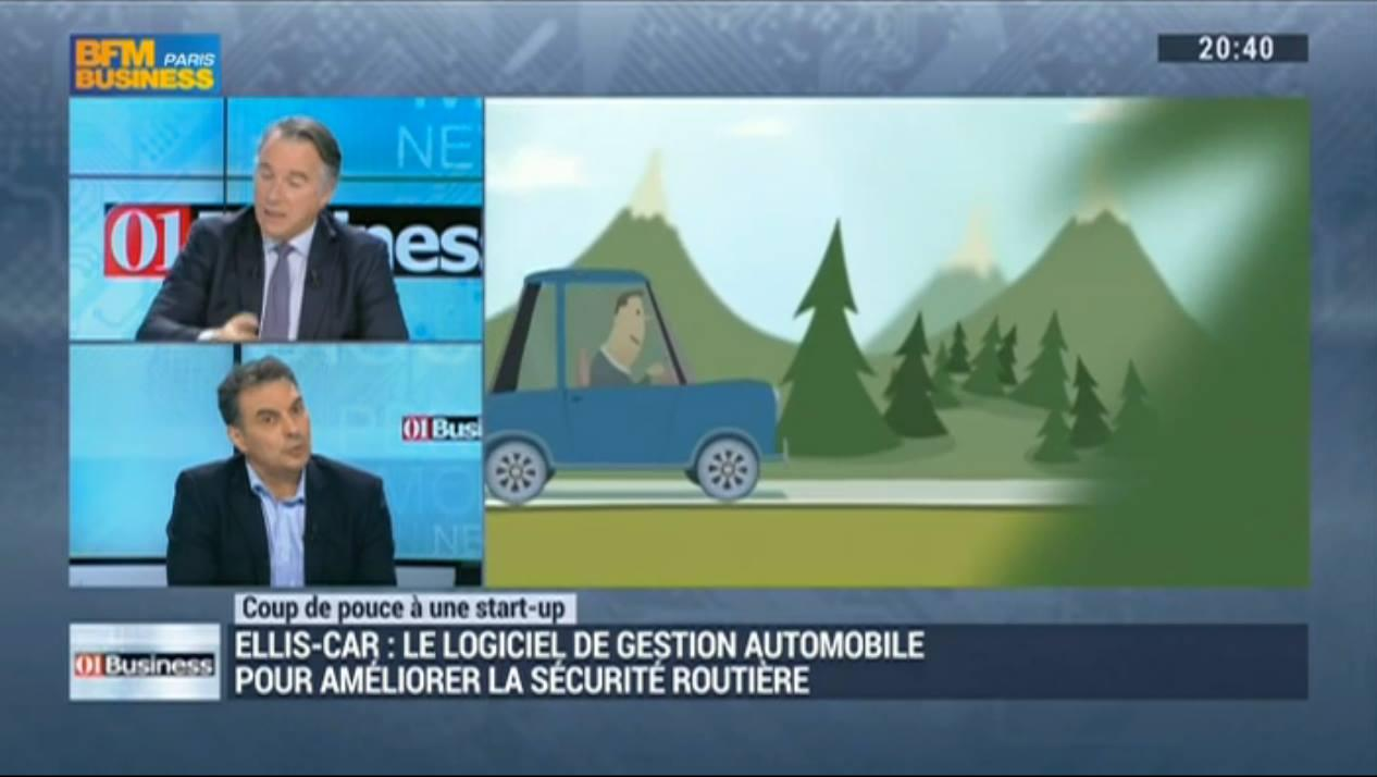 BFM BUSINESS le 25/04/2015